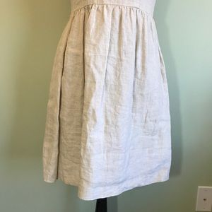 MICHAEL Michael Kors Dresses - ⭐️Michael Kors linen dress with back zipper detail